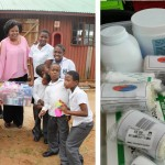 First aid supplies for Happy's – Mason Lincoln School for special needs children