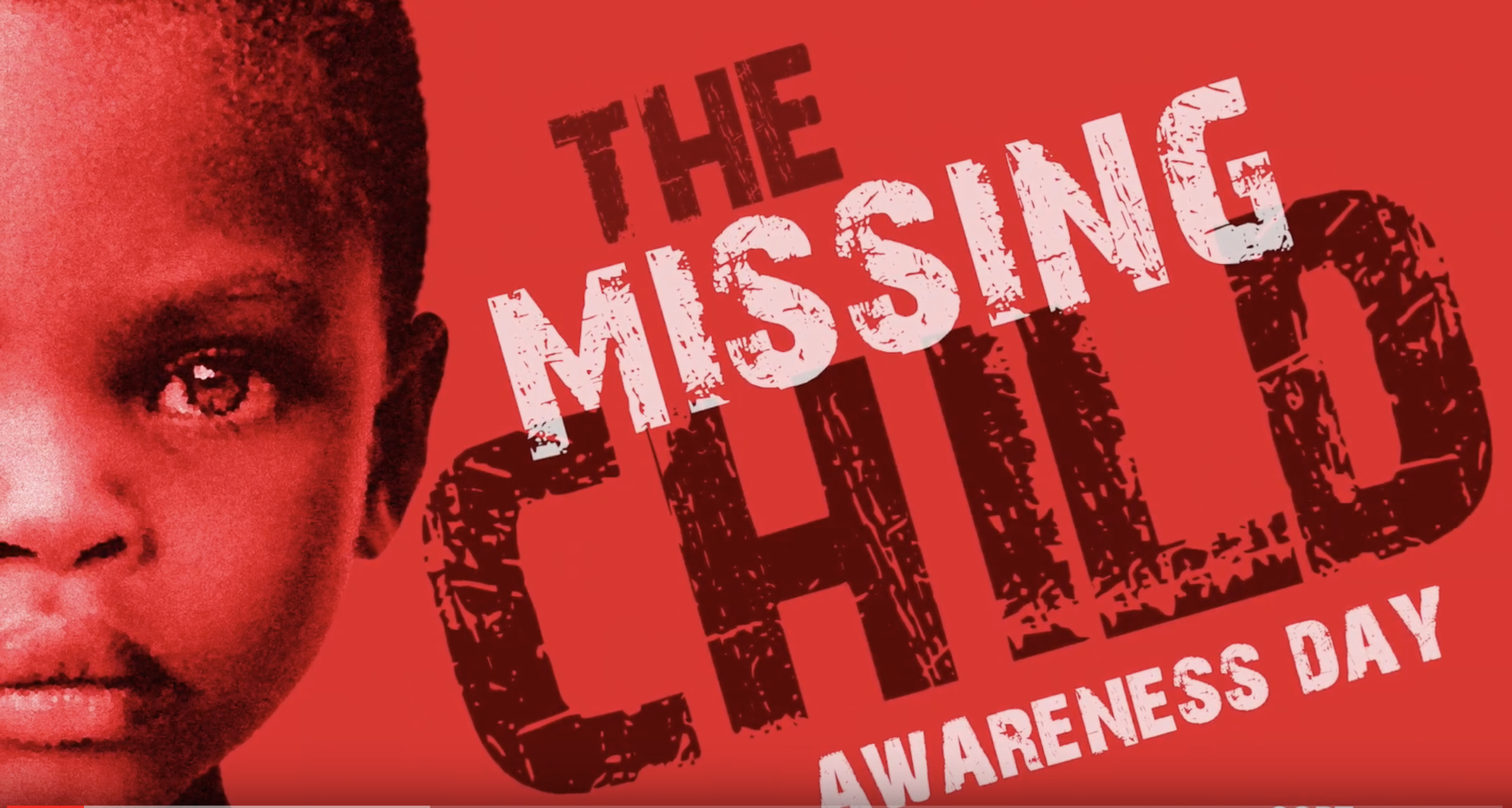 The Missing Child Awareness Day